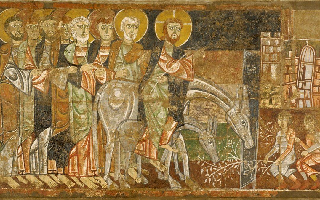 Palm Sunday, Writings for Holy Week
